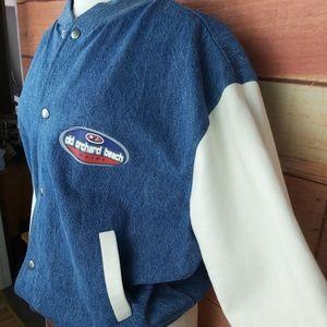 Vintage Old Orchard Beach varsity unisex jacket